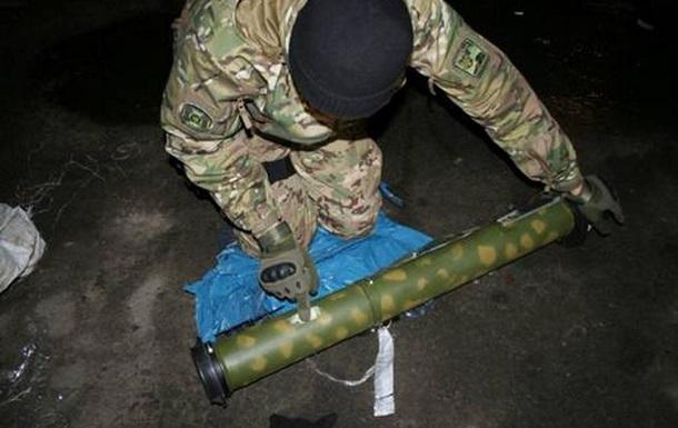 СБУ задержала  харьковских партизан , планировавших теракты