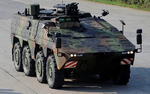 ФРГ не станет поставлять современные бронемашины в Литву