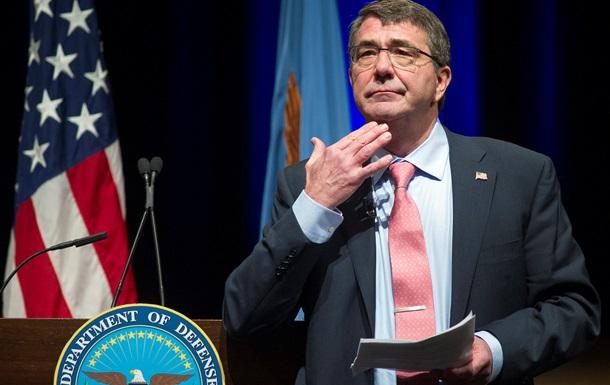 Министры обороны США и Великобритании обсудили ситуацию в Украине