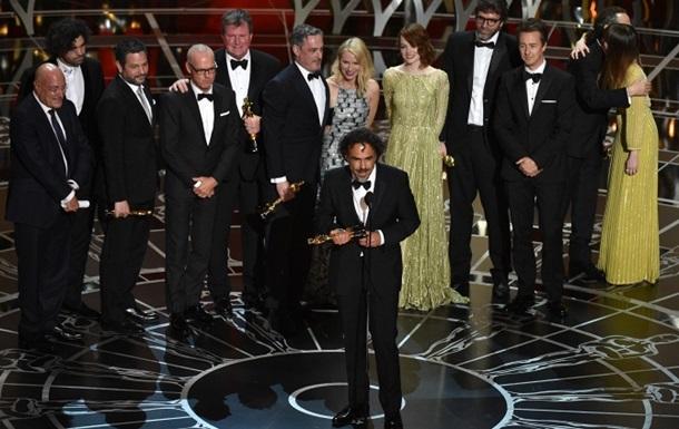 Оскар-2015: визначені всі переможці