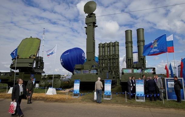 Росія запропонувала Ірану комплекс ППО Антей