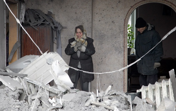 Разрушения в Донецкой области оценили в три миллиарда гривен