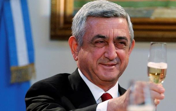 Парламент Вірменії відхилив законопроект про імпічмент президенту
