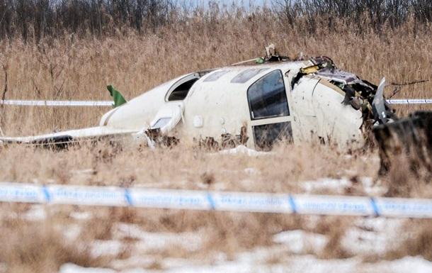 В Ростовской области разбился частный самолет