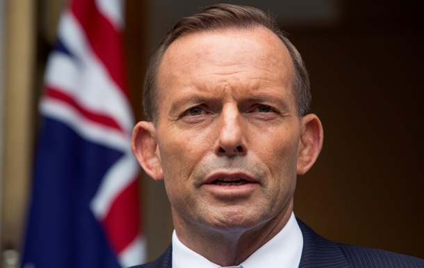 Эбботт хотел отправить австралийские войска в Украину