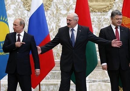 Месть Киева за оплеухи в Минске и Дебальцево