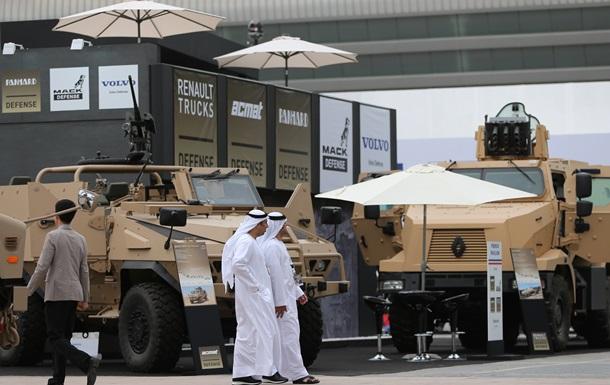 Украина подпишет соглашение с ОАЭ о военно-техническом сотрудничестве