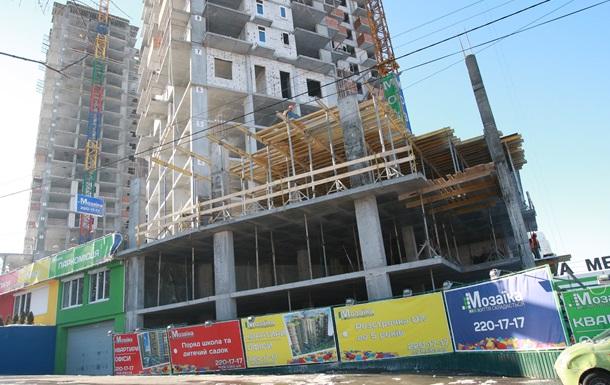 Недостройка. Киев заморозил возведение нового жилья
