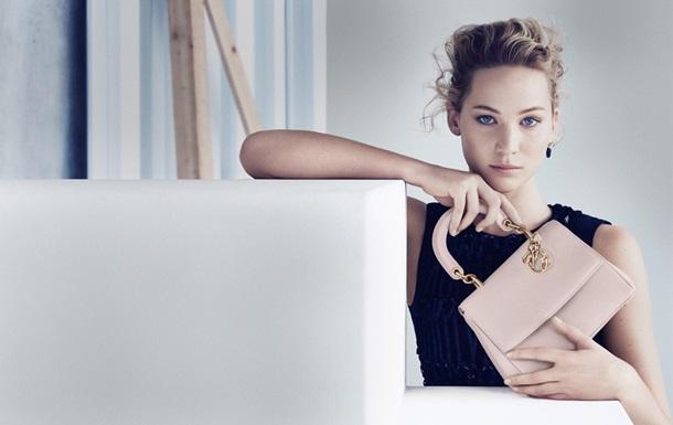 Дженніфер Лоуренс стала обличчям нової кампанії Dior