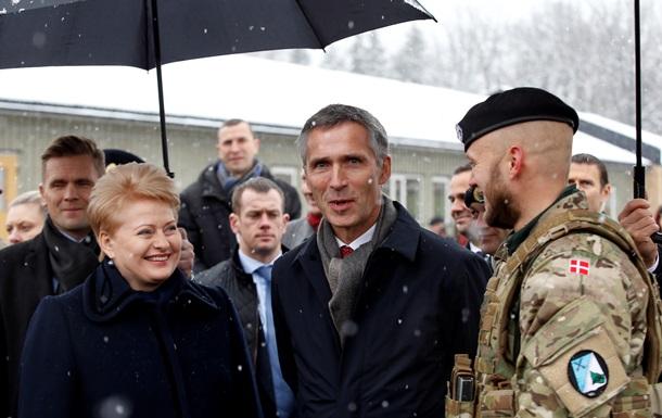 Литва відновить обов язковий призов на військову службу