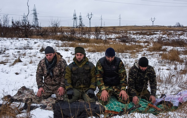 Огляд зарубіжних ЗМІ: як чеченці воюють на Донбасі один з одним
