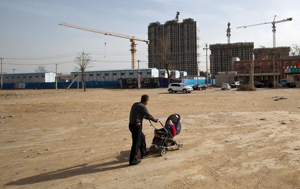 Китай готовится к обвалу жилищного рынка