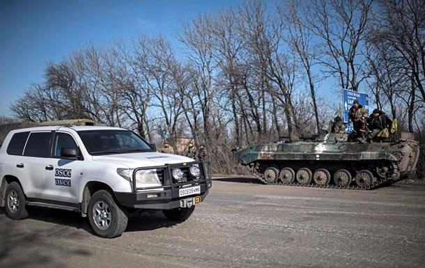 Москва: ОБСЄ ухиляється від моніторингу відведення озброєнь