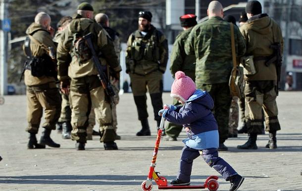 Контактная группа по Донбассу отмечает снижение интенсивности обстрелов