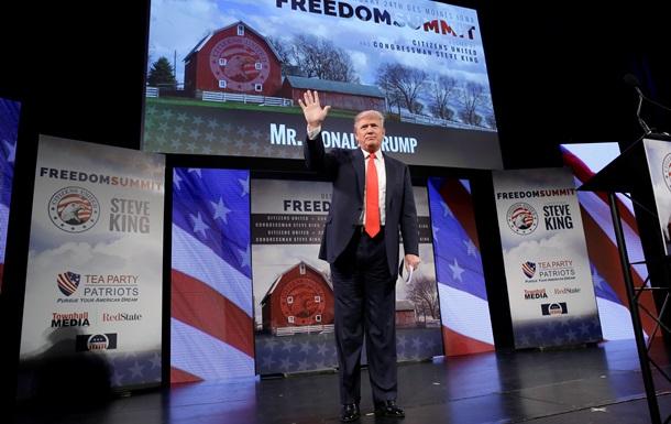Бизнесмен Дональд Трамп может баллотироваться в президенты США в 2016 году