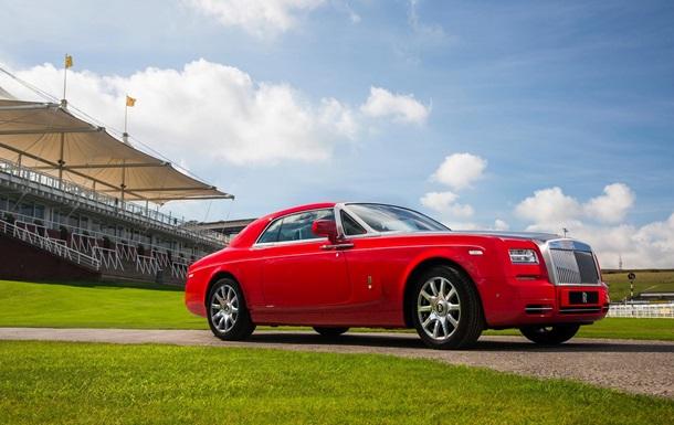 Rolls-Royce выпустил Phantom, посвященный топоту копыт