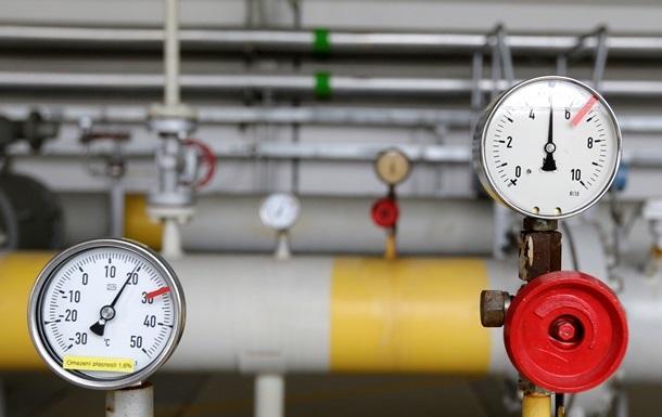 Украина снизила в январе добычу газа