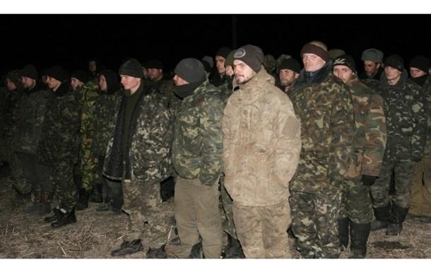 В плену у сепаратистов остается 130 военнослужащих