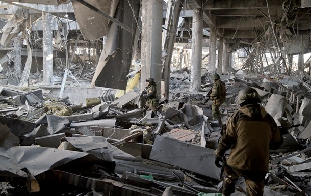 В ДНР заявляют, что уже нашли в аэропорту Донецка 76 тел