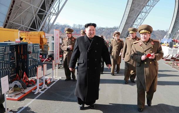 Северная Корея разрабатывает новую баллистическую ракету