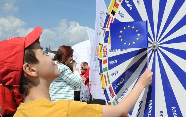 ЄС виділить Польщі рекордну суму коштів