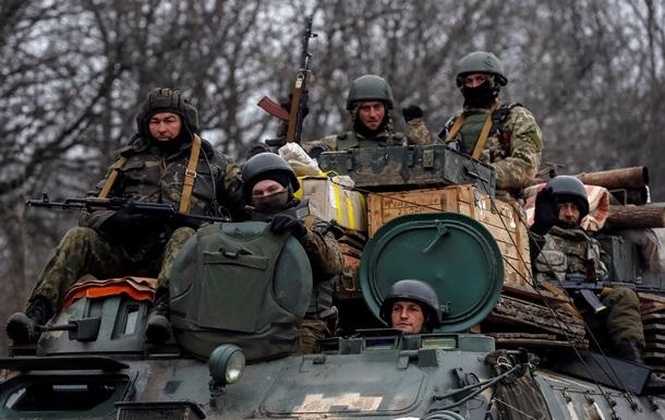 Перемир я на Донбасі: втрати солдатів і рух військ