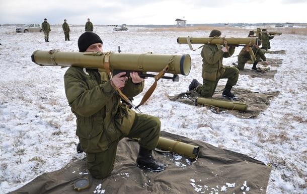 Київ підтвердив отримання летальної зброї з-за кордону