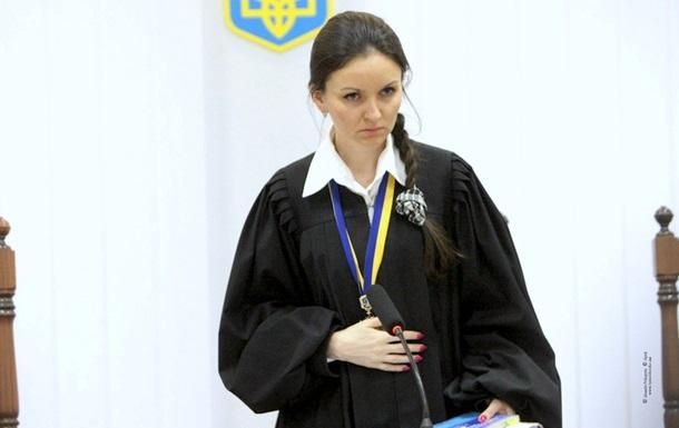 Судья Царевич пожаловалась американскому послу на угрозы - СМИ