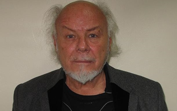 Британського музиканта Гліттера засудили до 16 років в язниці за педофілію