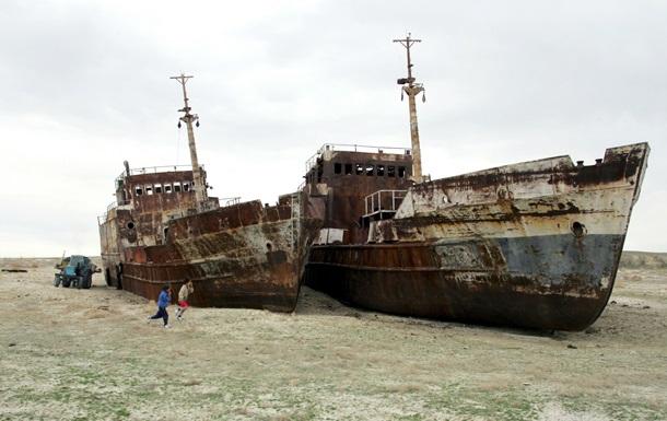 Аральское море: куда оно исчезло