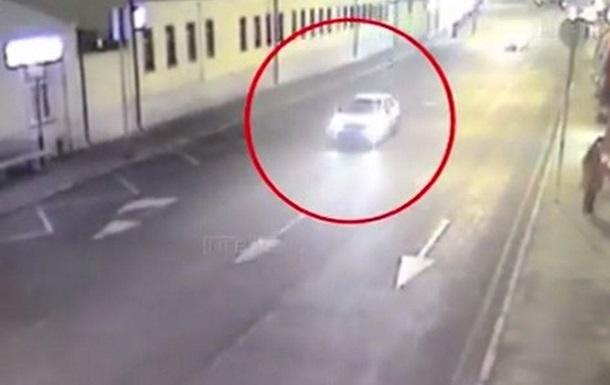 У Мережі з явилося відео втечі можливих убивць Нємцова