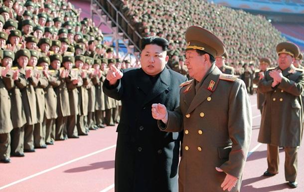 Ким Чен Ын призвал армию готовиться к войне с США