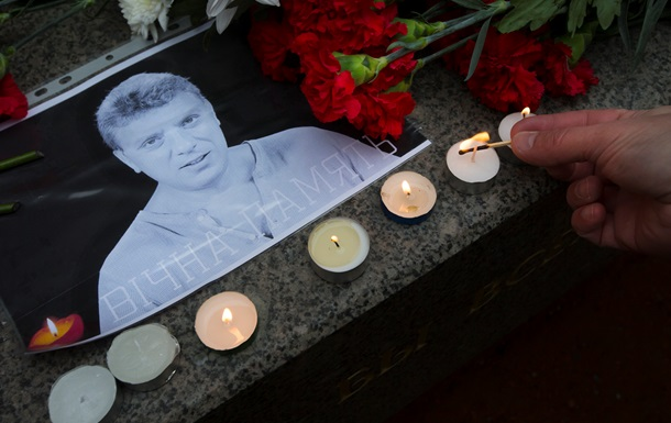 Обнародовано видео убийства Немцова