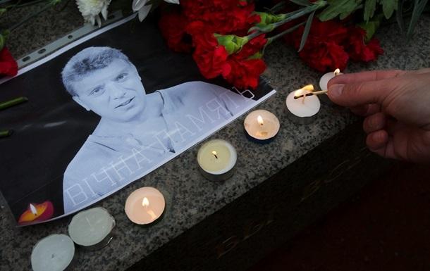 Слідчий комітет РФ оголосив винагороду за інформацію про вбивство Нємцова