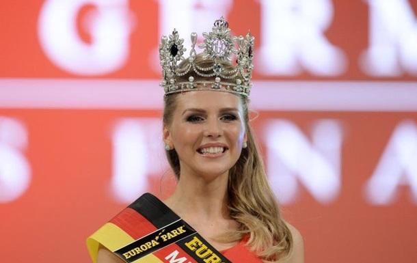 Володаркою титулу  Міс Німеччина-2015  стала уродженка України