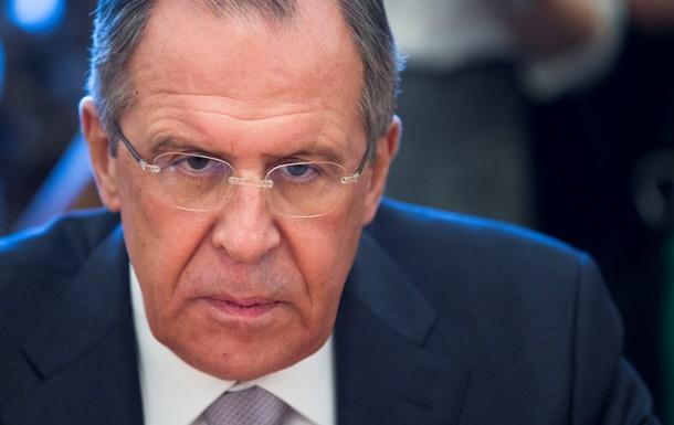 Лавров: В Европе остается ядерное оружие США, угрожающее России