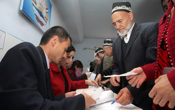 Выборы в Таджикистане: оппоненты власти потерпели поражение