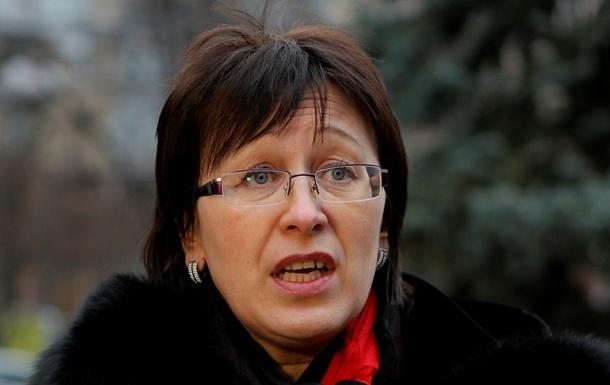 Українська супутниця Нємцова повертається в Україну - МЗС
