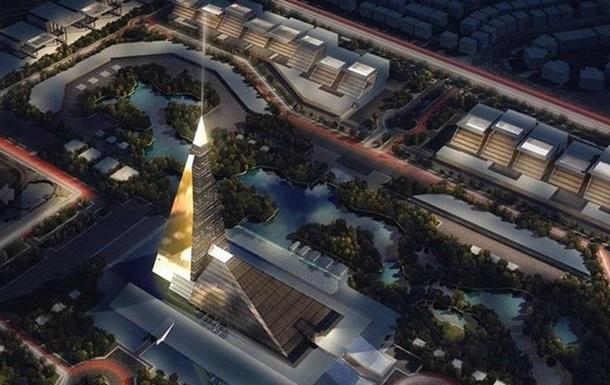 У Єгипті побудують нову піраміду