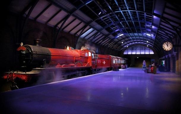 Поезд из  Гарри Поттера  станет доступным для посещения