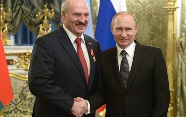 Путин заявил о создании единого визового пространства с Беларусью