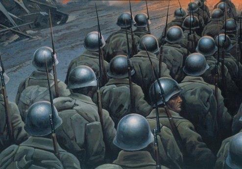 Козьма Прутков о военном марше