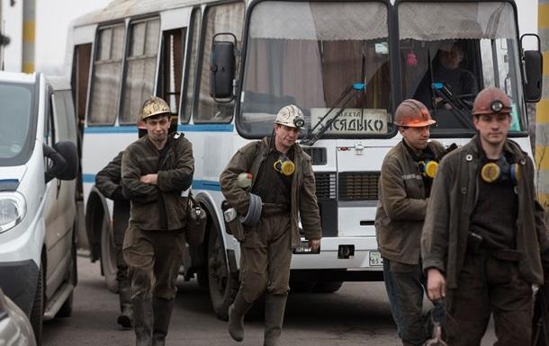 Число погибших на шахте Засядько горняков растет
