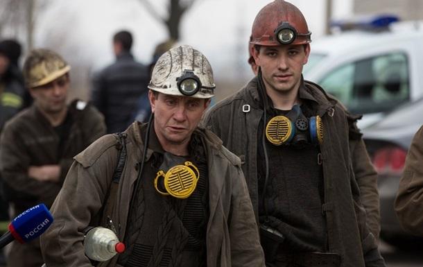 В ДНР назвали свои данные о погибших на шахте Засядько