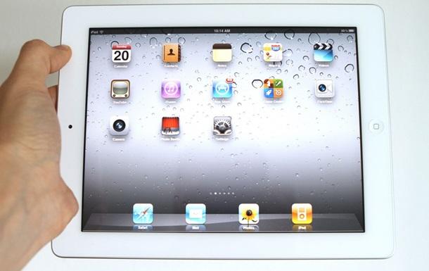 Apple отложила выпуск большого iPad с увеличенным экраном