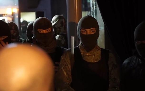 Міліція розповіла подробиці інциденту з Правим сектором в Одесі