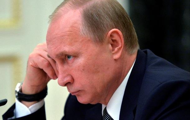 Путін: Ситуація в Україні залишається складною
