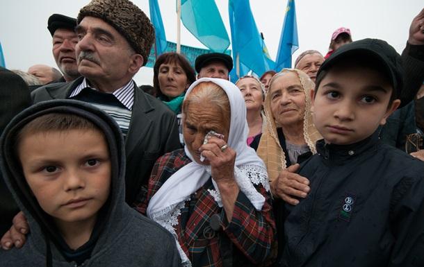 Корреспондент: Мнение. Крым. Остров отверженных людей