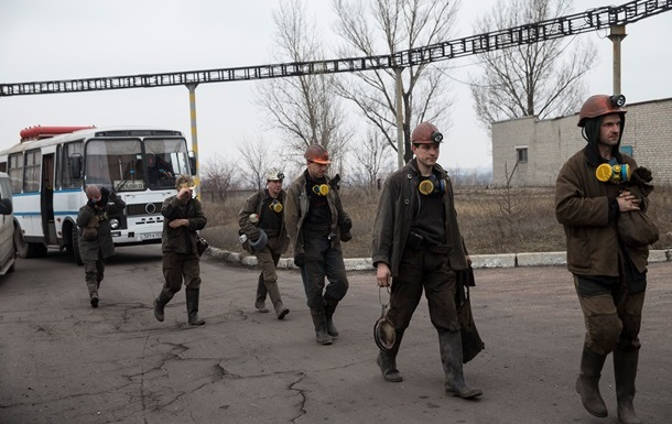Российские спасатели направились на шахту Засядько