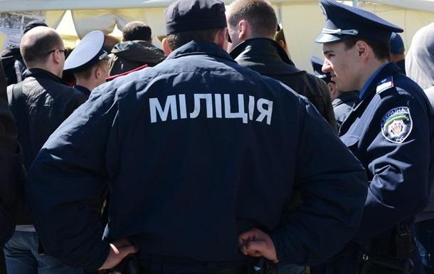 В хозяйственном суде Киева тяжело ранен милиционер